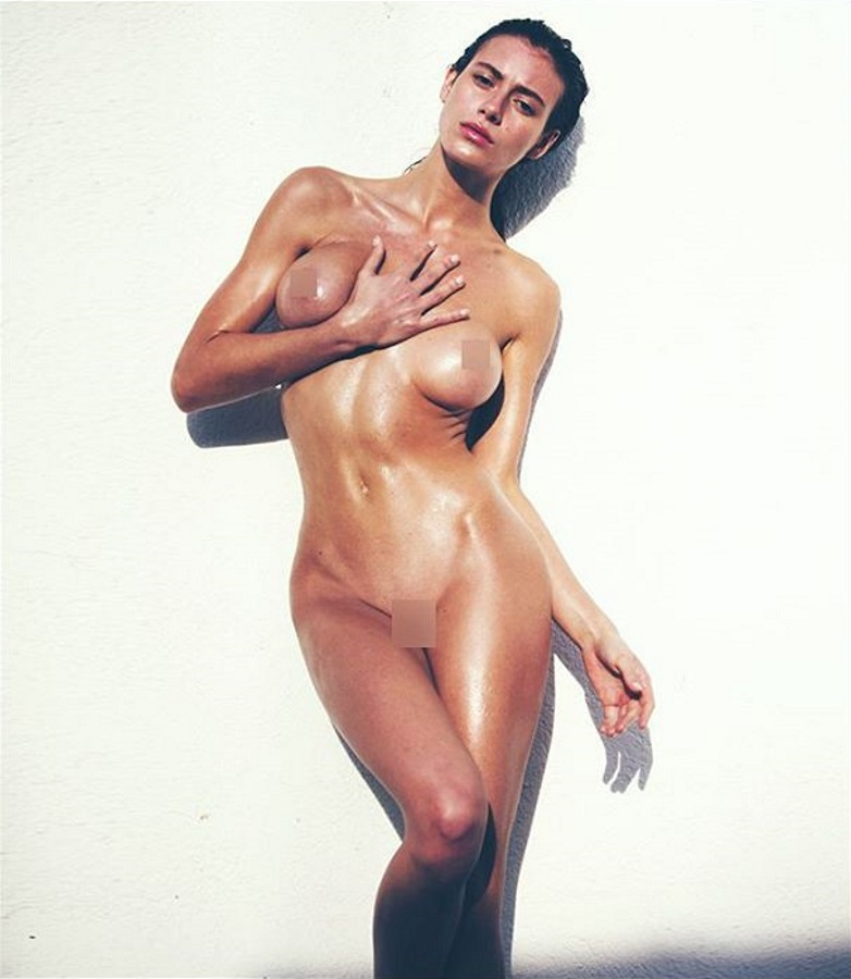 Nude Photo Of Alejandra G...
