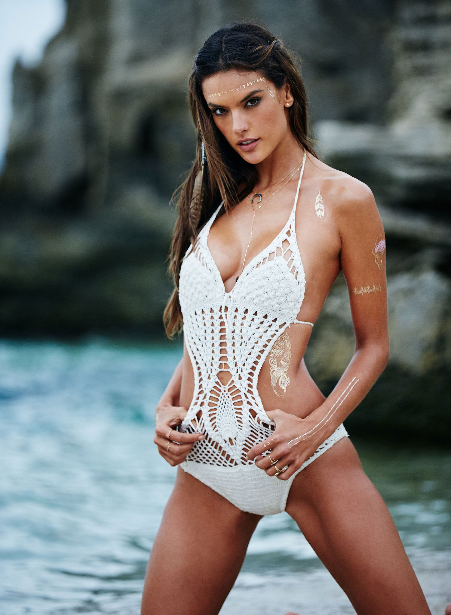 Hot Photos Of Alessandra ...