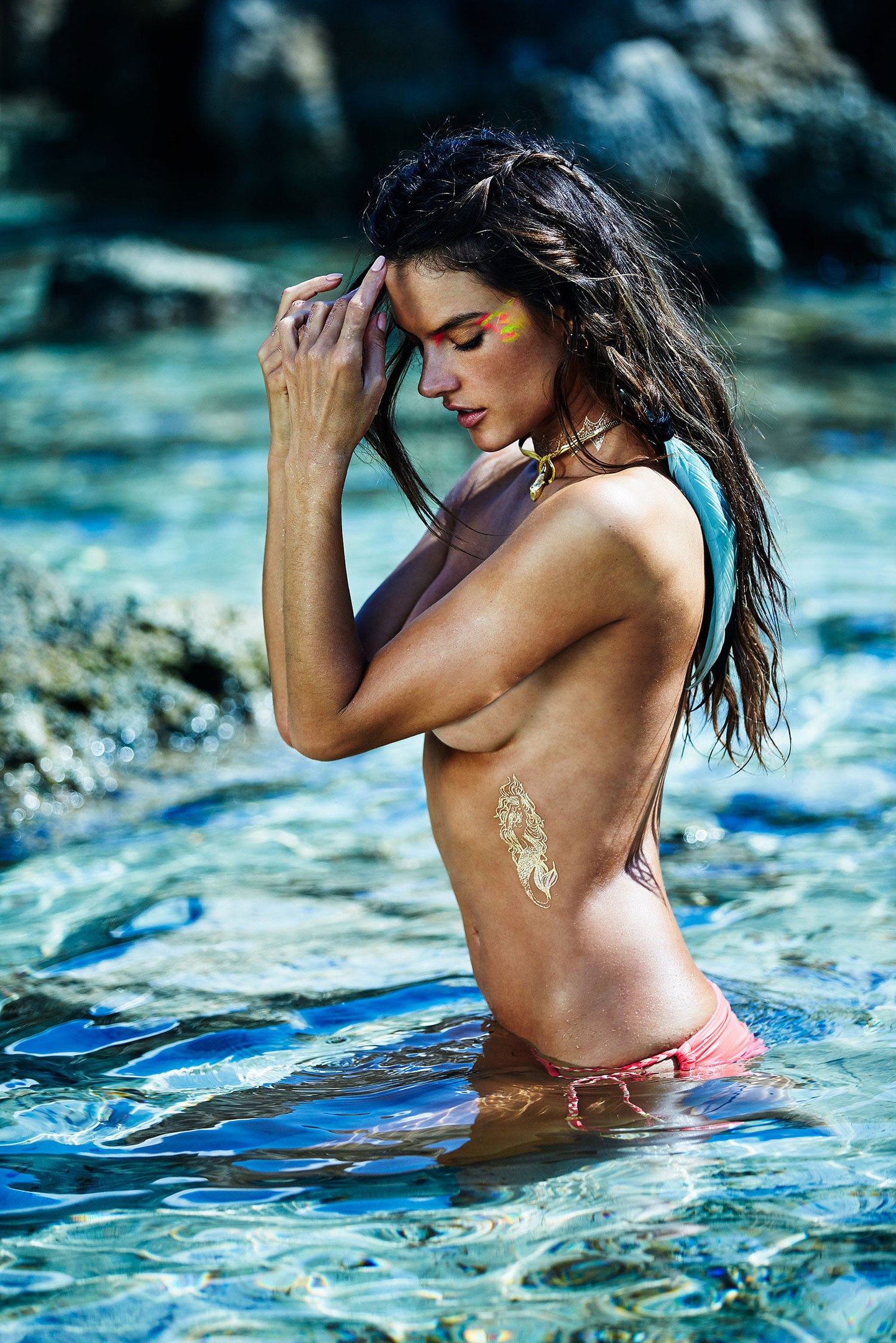 Alessandra Ambrosio Hot P...