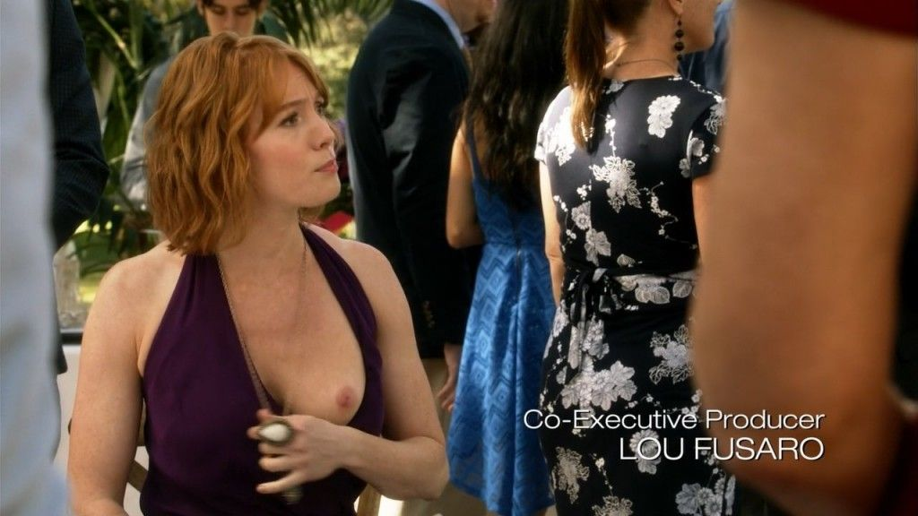 Alicia Witt Topless Photo...
