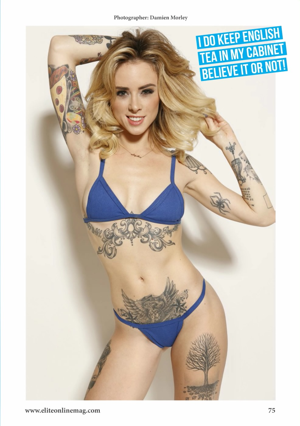 Alysha Nett Topless Photo...