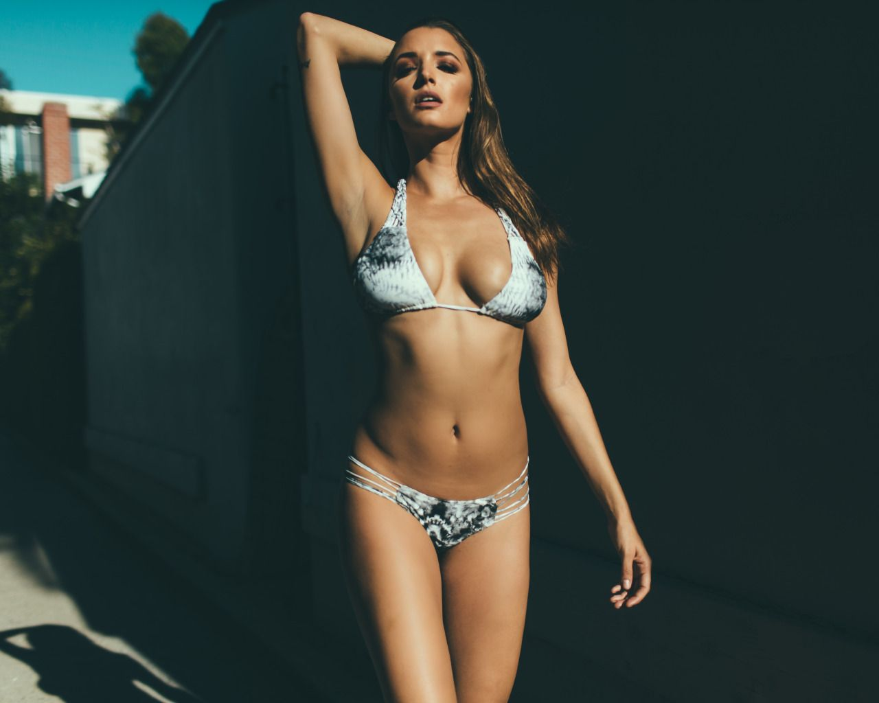 Alyssa Arce Topless Pics