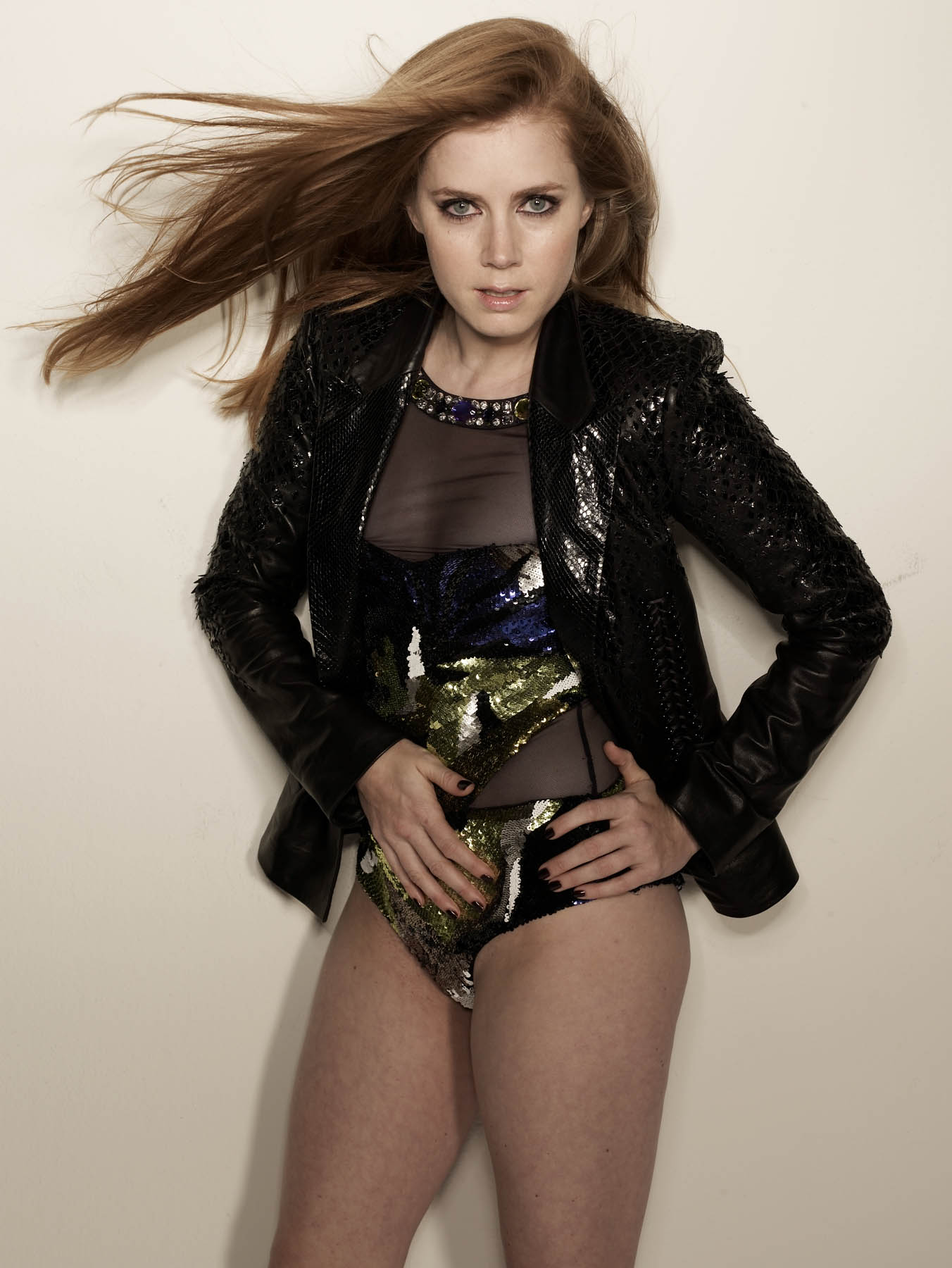 Amy Adams Sexy Photoshoot
