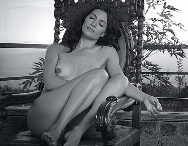 Ana Maria Orozco Nude Pic...
