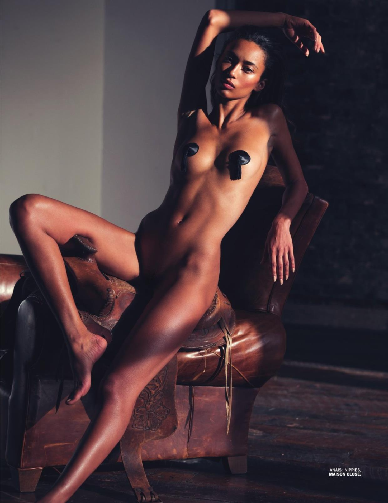 Nude Photos Of Anais Mali