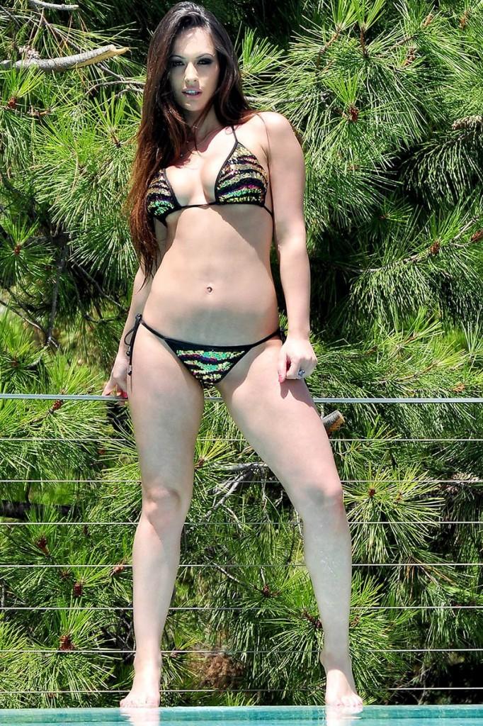 Anastasia Harris Bikini P...