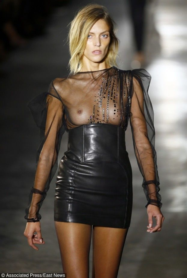 Anja Rubik See-through Ph...