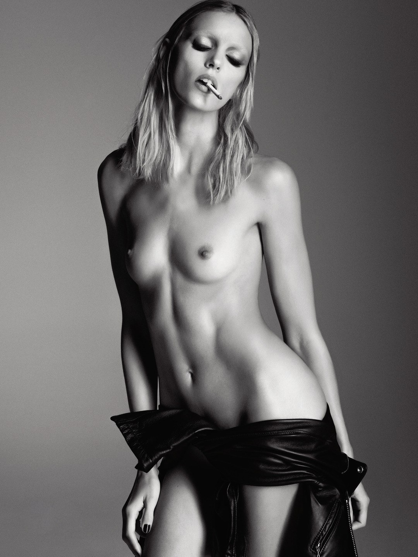 Topless Pics Of Anja Rubi...
