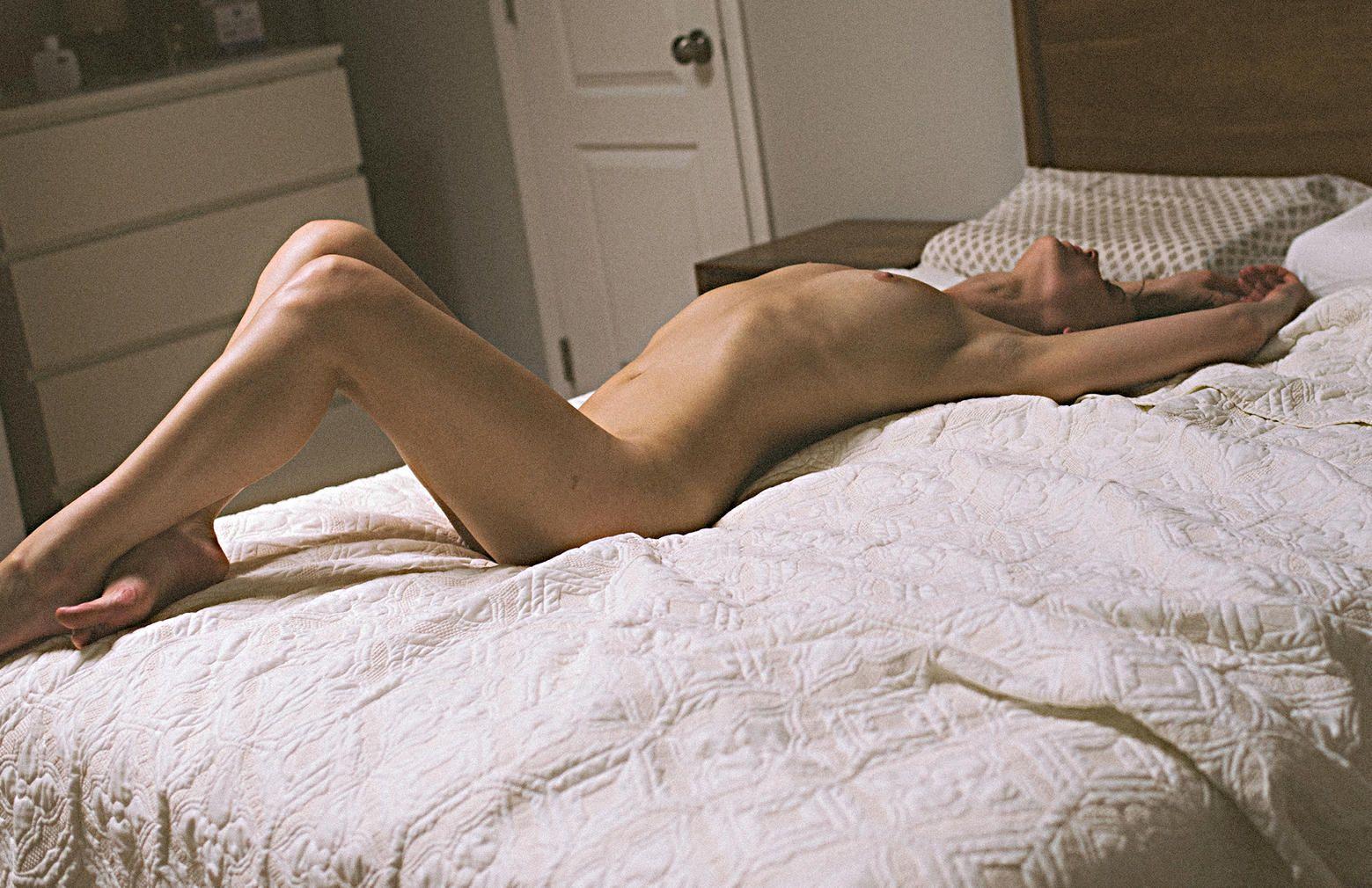 Anna Kozhevnikova Naked P...