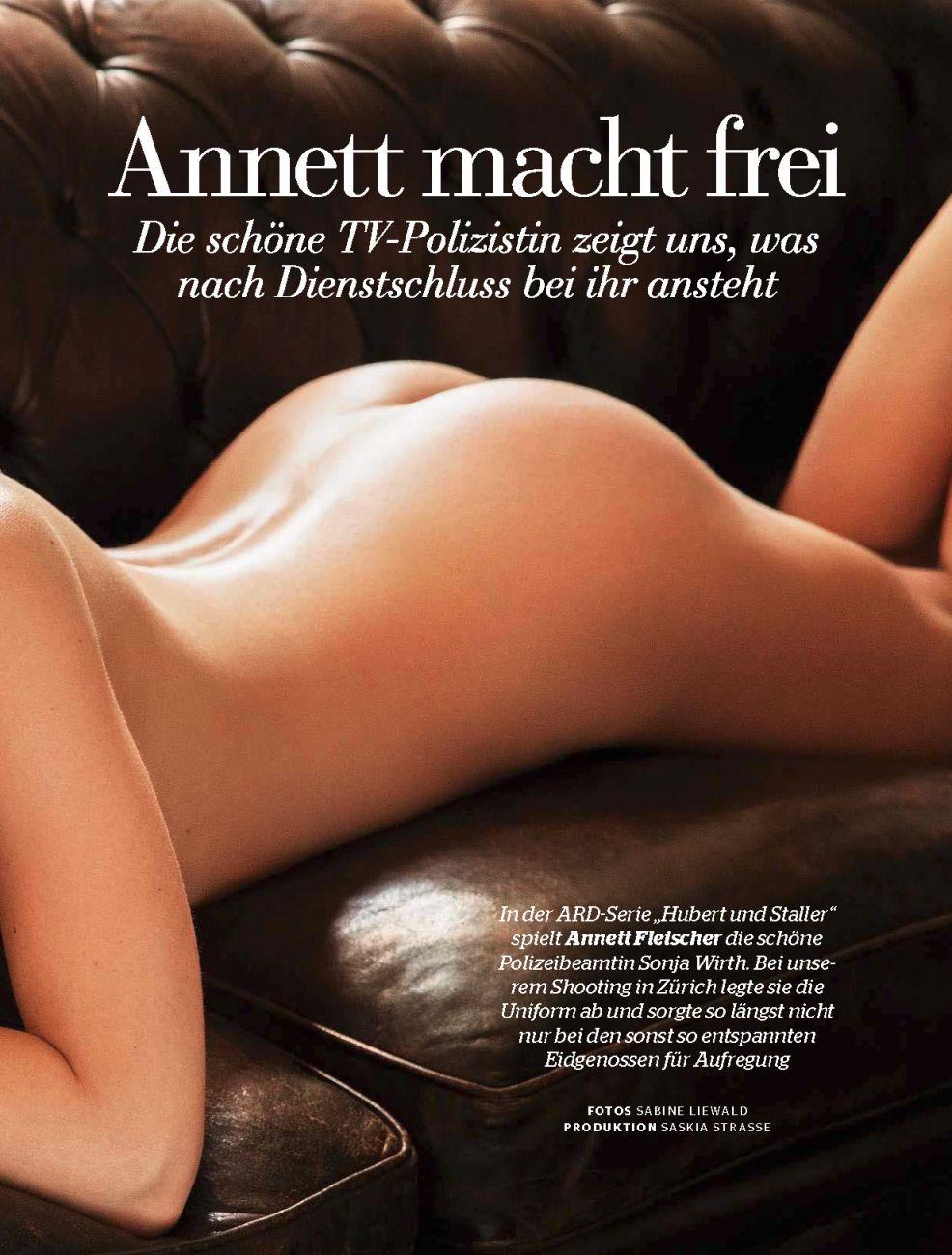 Annett Fletcher