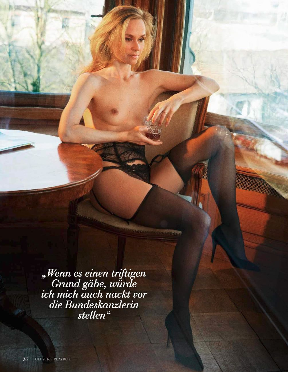 Annett Fletcher Naked Pho...