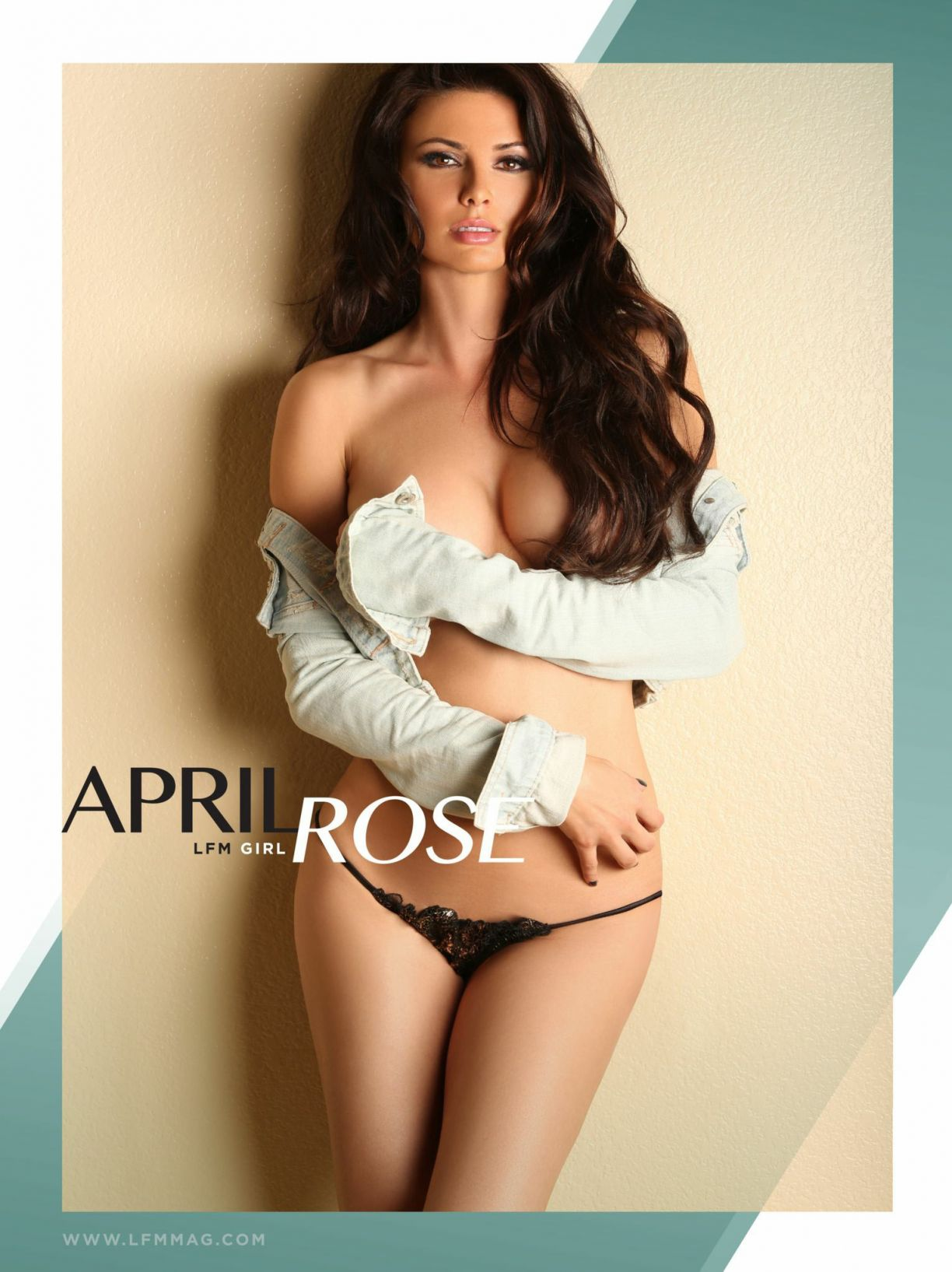 April Rose Lingerie Photo...