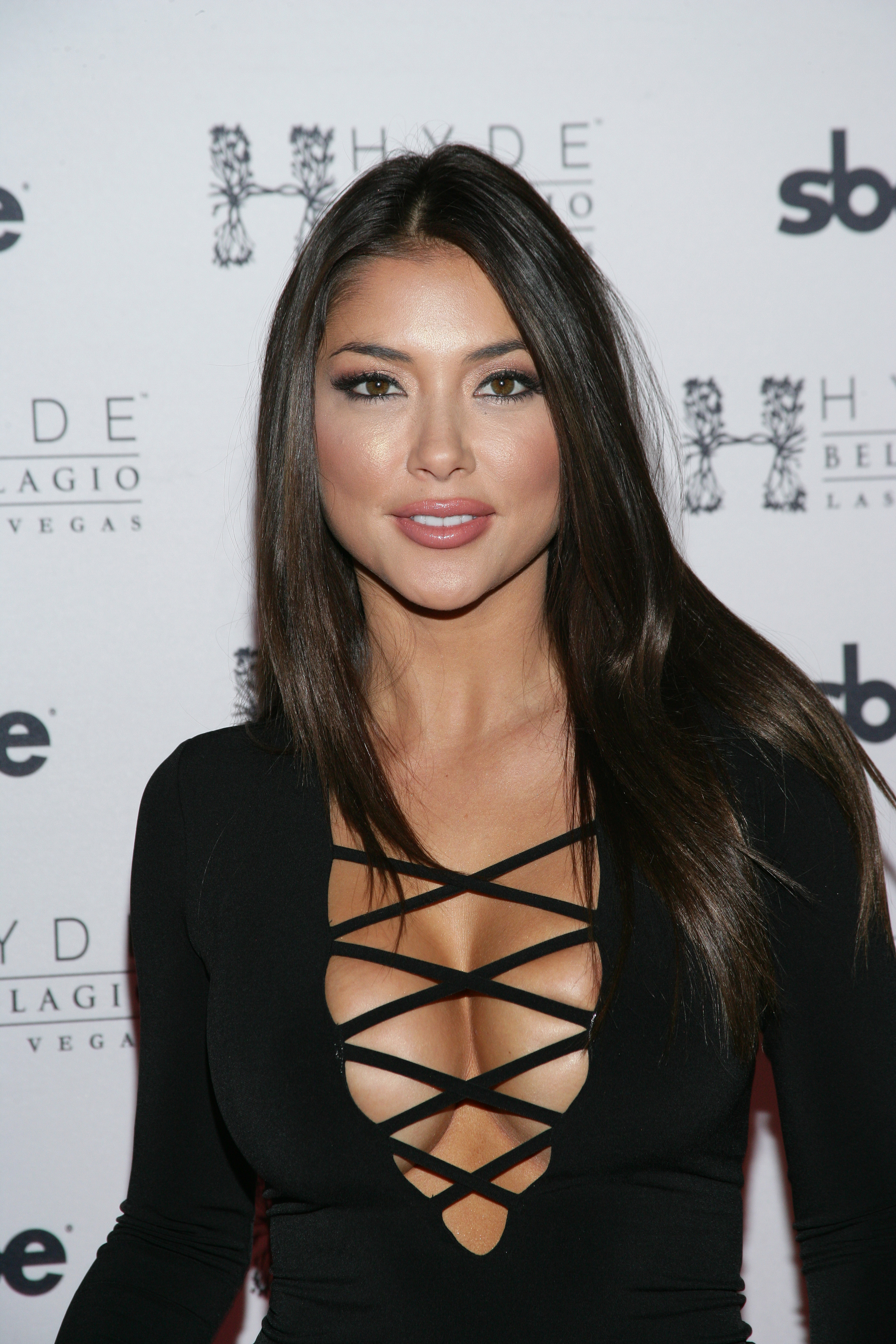 Arianny Celeste Cleavage ...