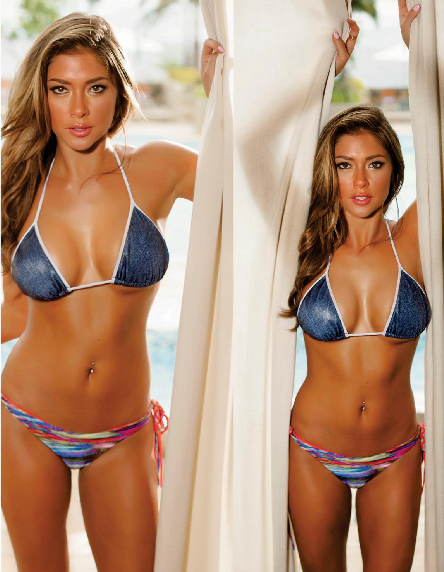 Arianny Celeste Topless P...