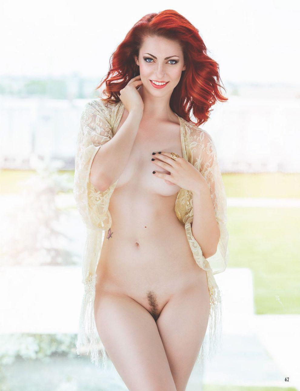 Arielita Sexy Nude Photoshoot (3)