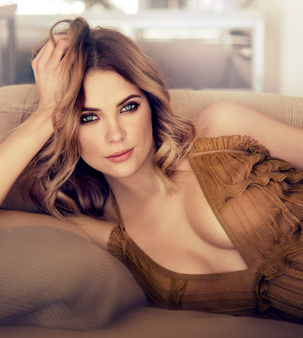 Sexy Pics Of Ashley Benso...