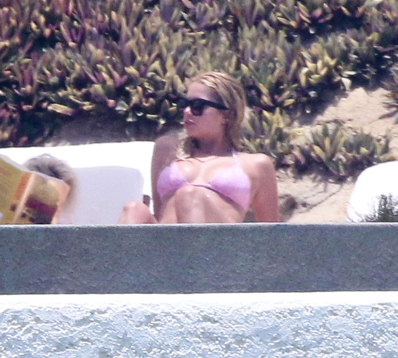 Ashley Benson Bikini Pics