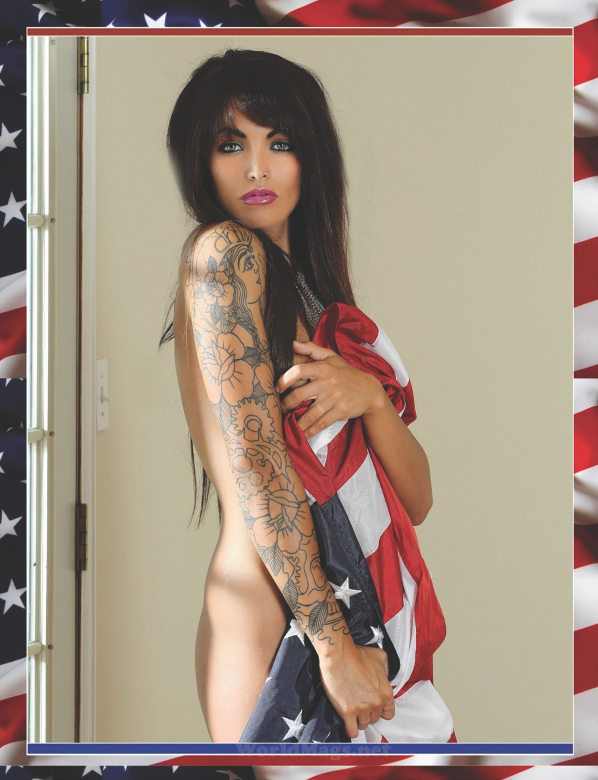 Ashley Dawn Topless Photo...