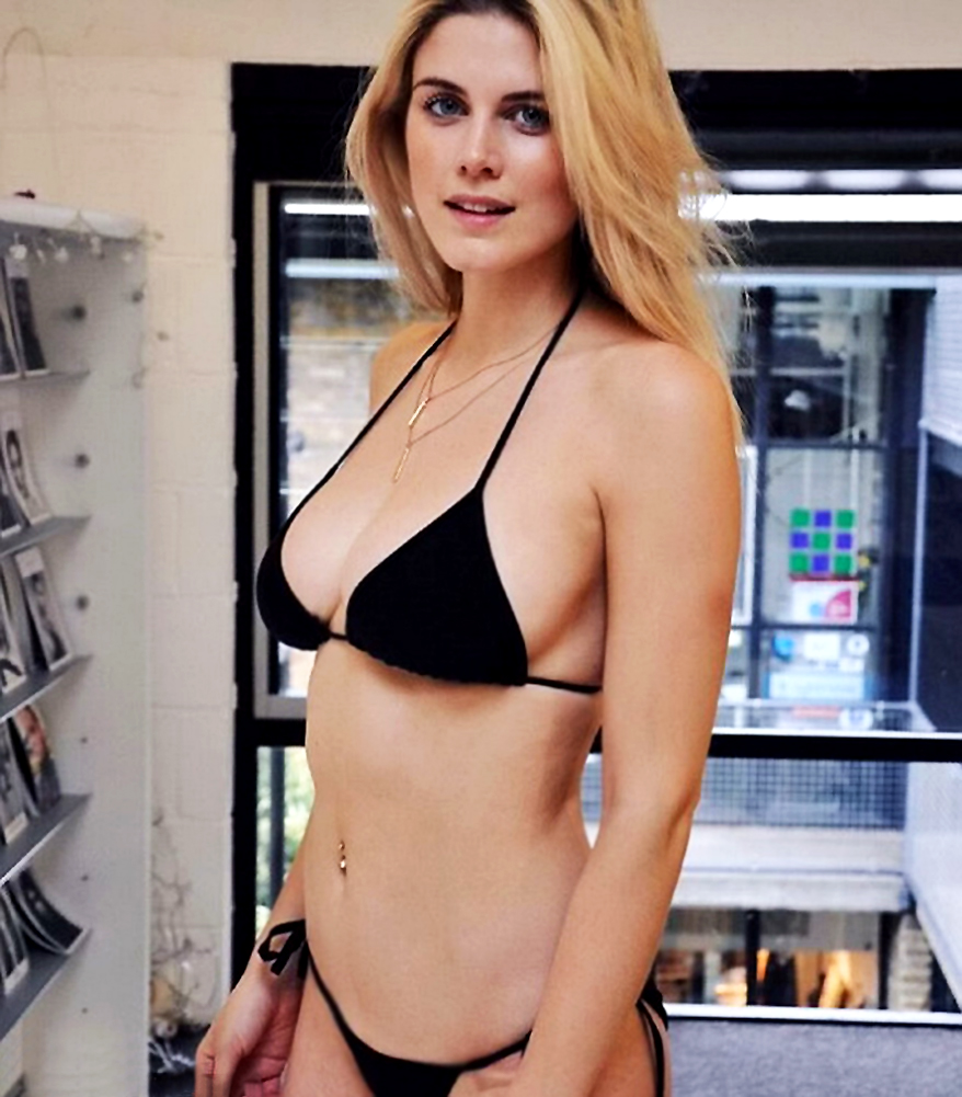 Ashley James Sexy Pic