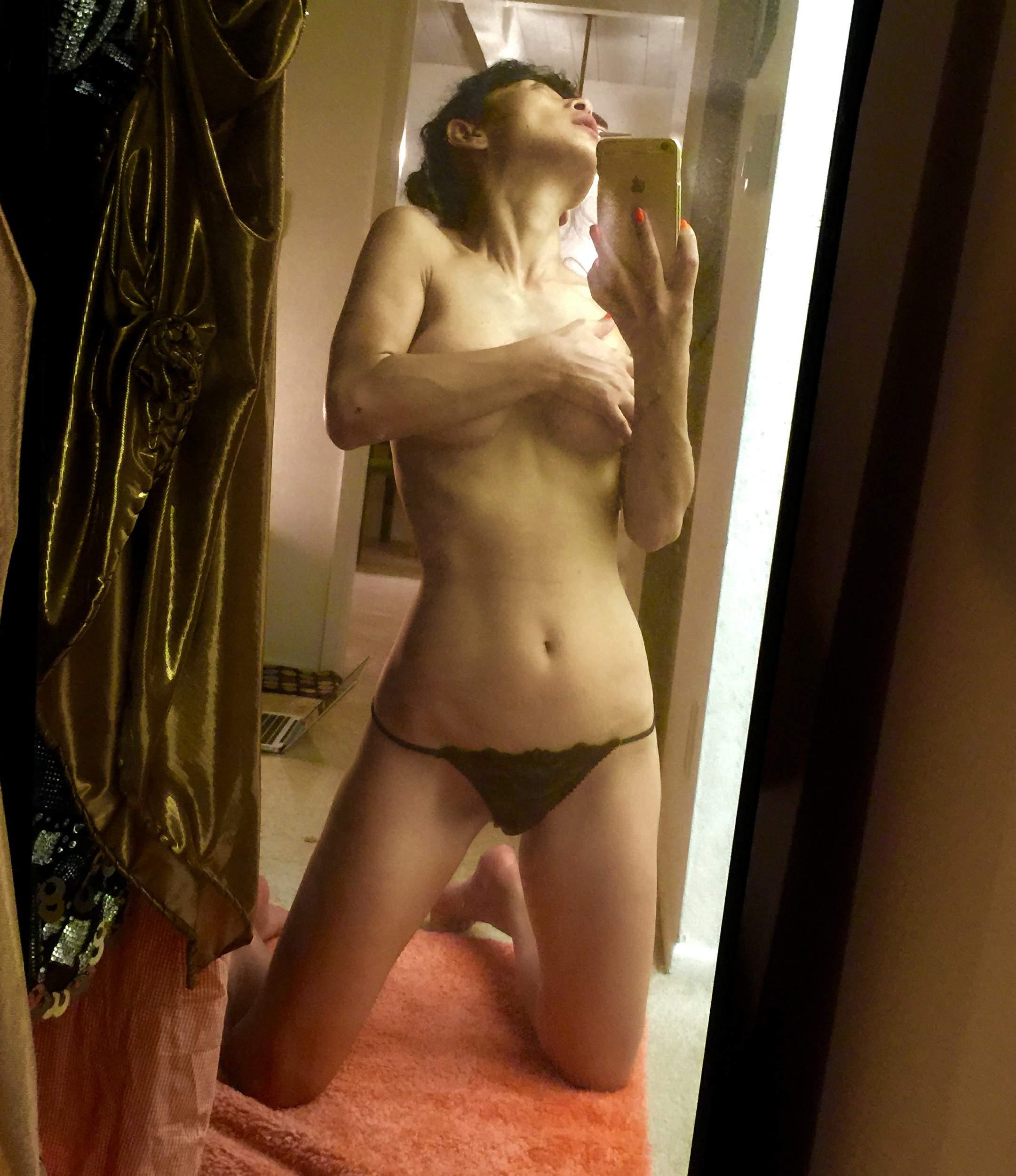 Bai Ling Nude Selfies