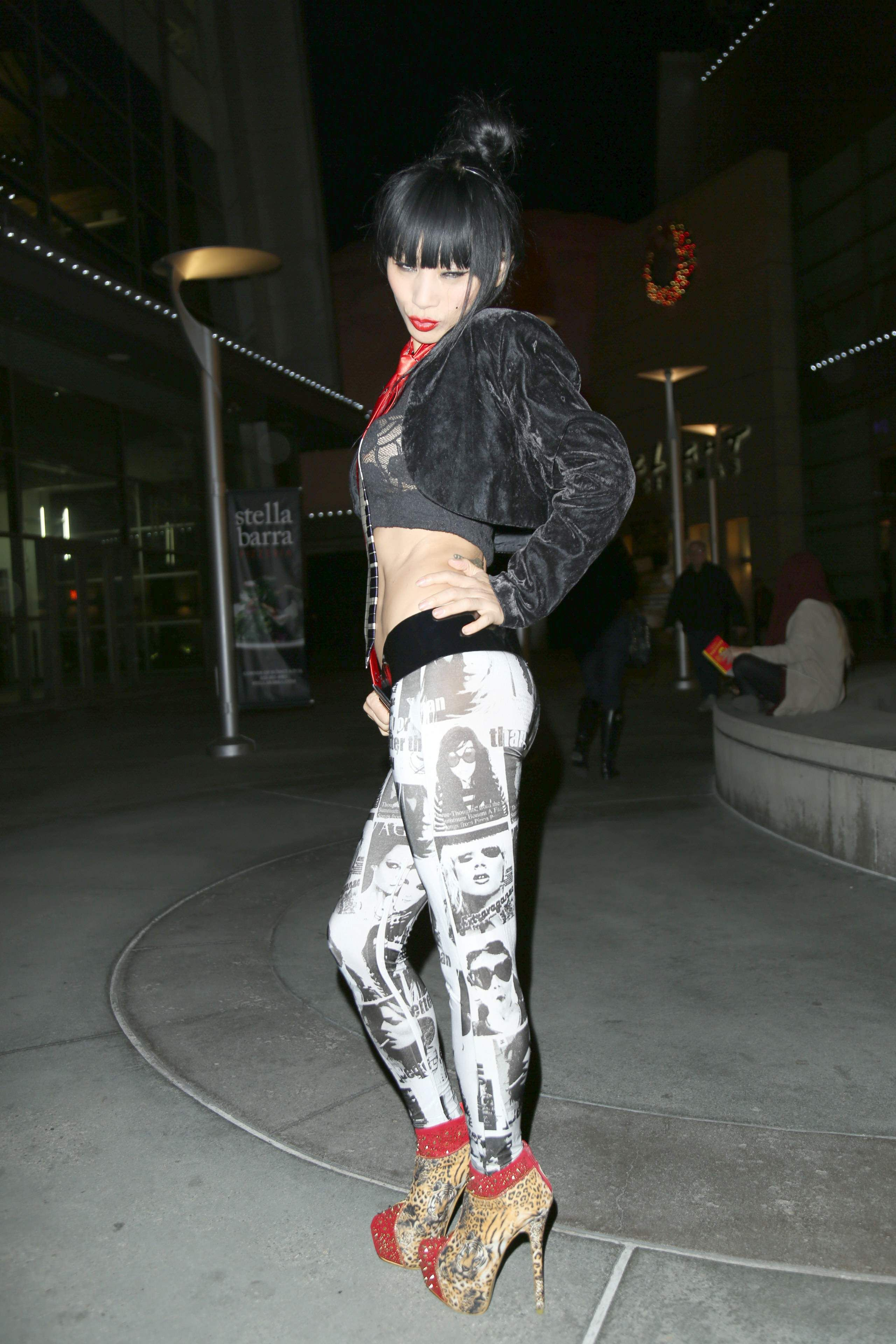 Bai Ling See-through Pics