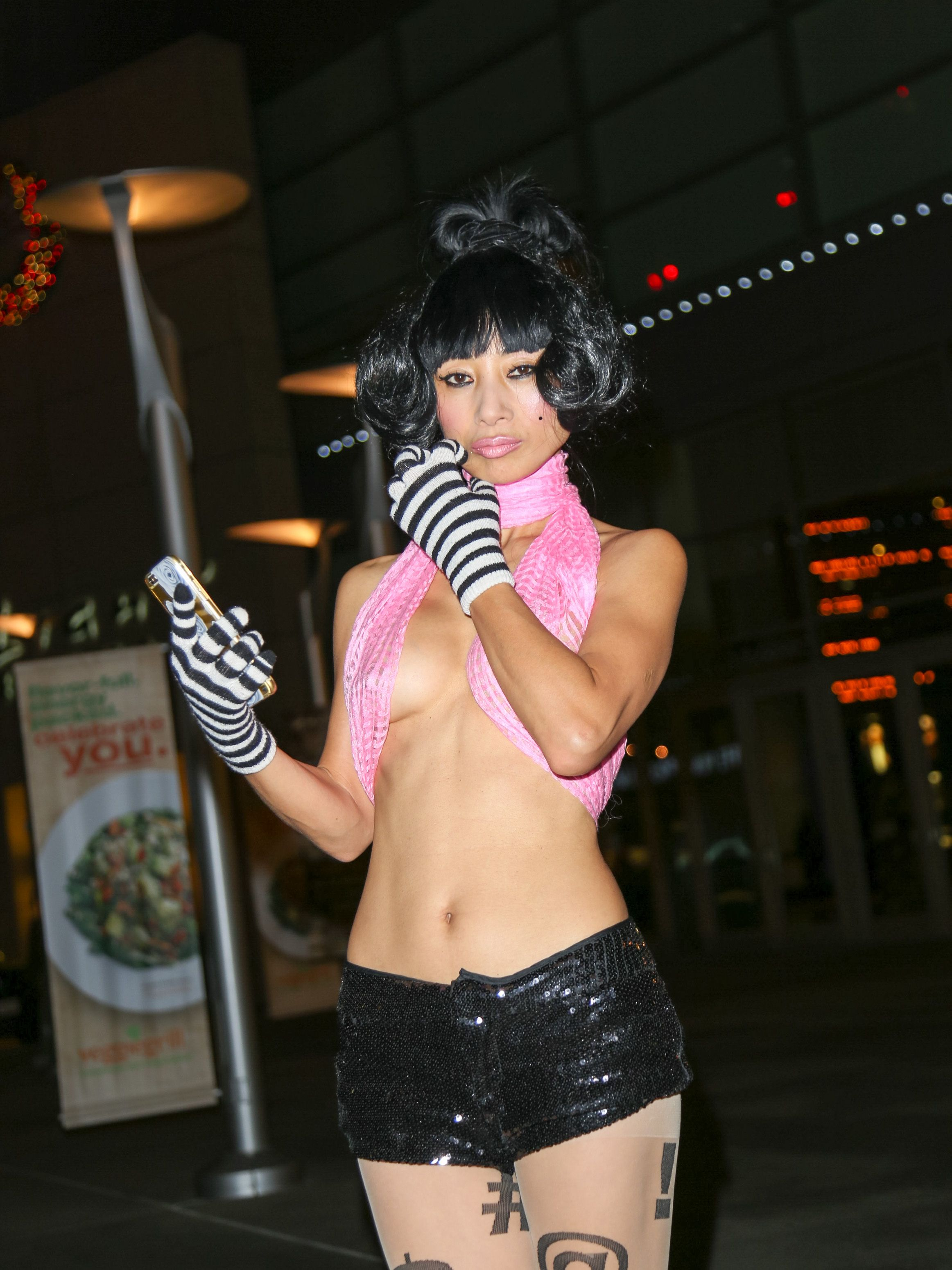 Hot Photos Of Bai Ling