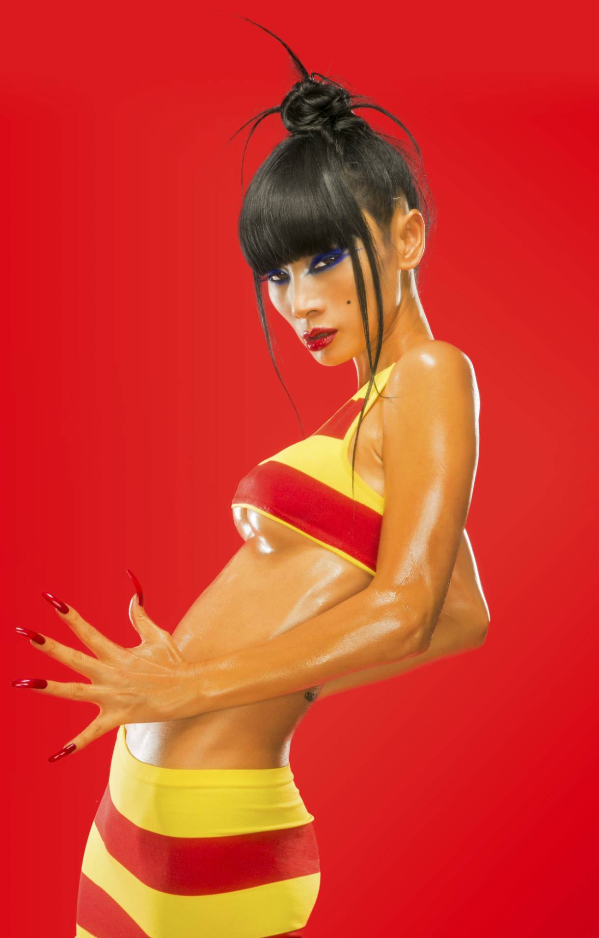 Sexy Photos Of Bai Ling