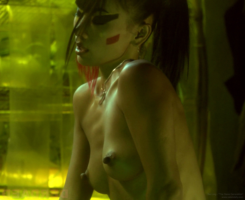 Bai Ling Nude