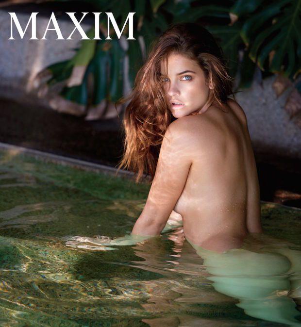 Nude Pics Of Barbara Palv...