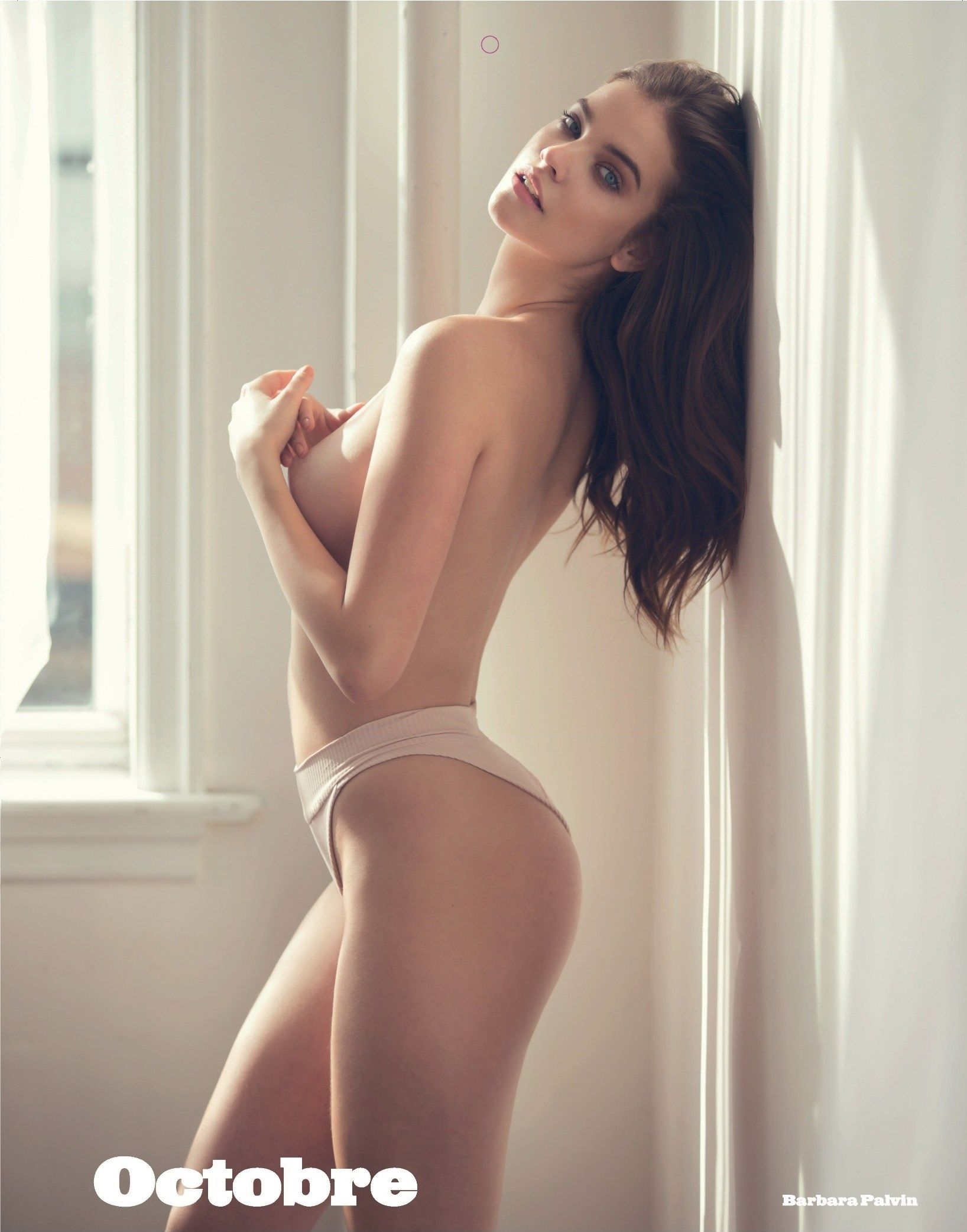 Barbara Palvin Topless Ph...