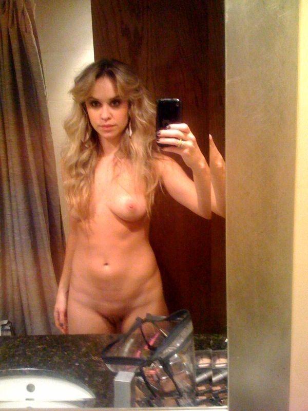 Becca Tobin Leaked Selfies 1