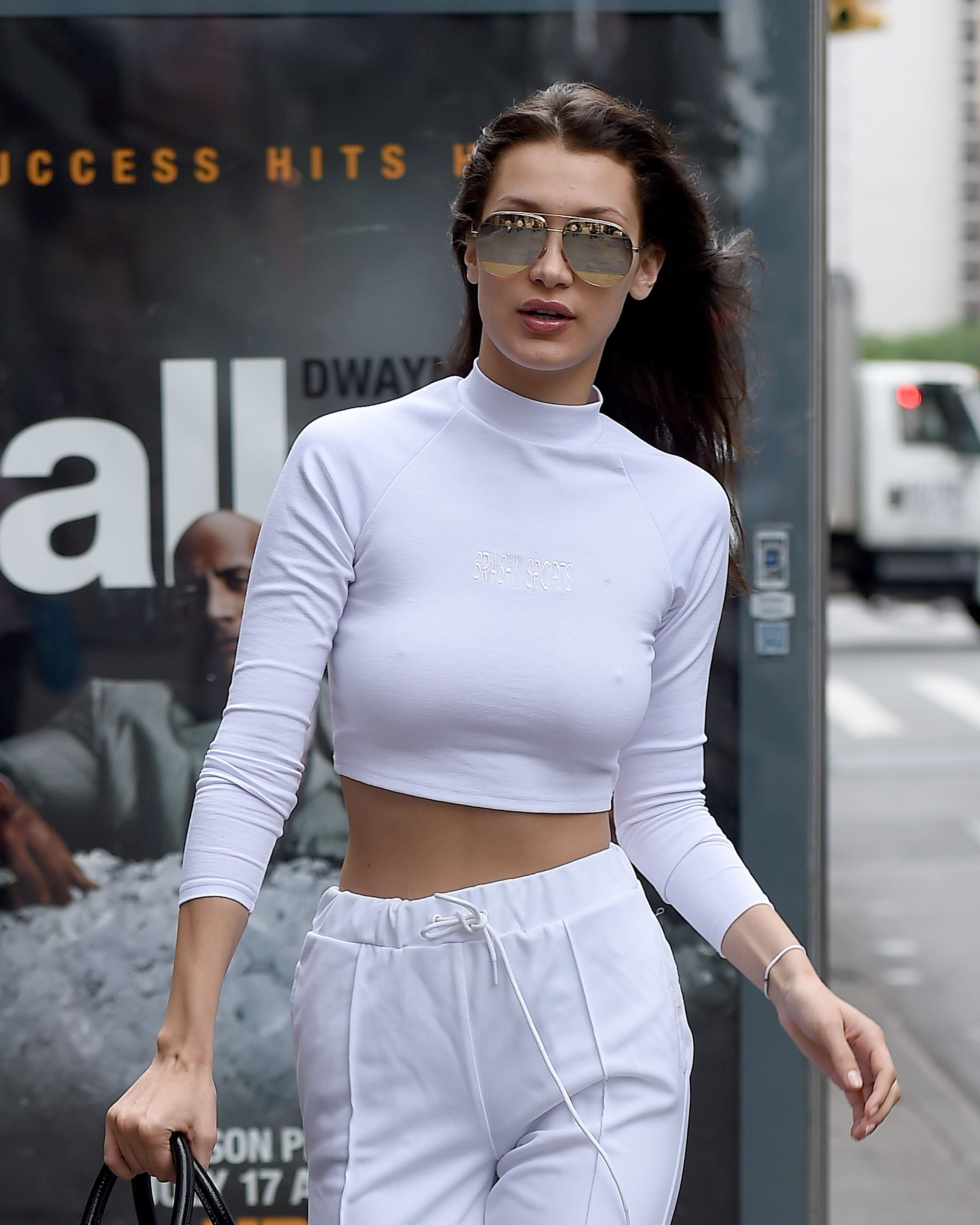 Sexy Pics Of Bella Hadid