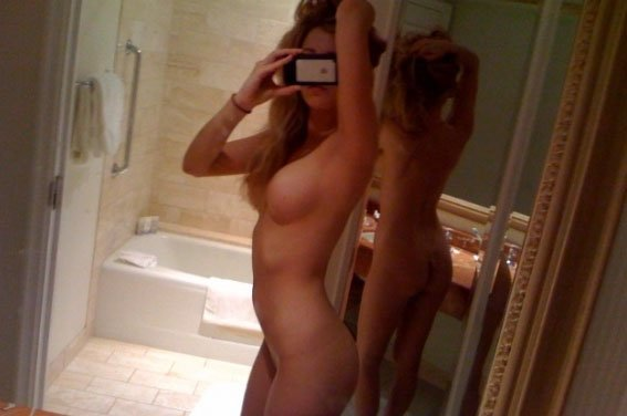 Blake Lively Nude Selfie 2
