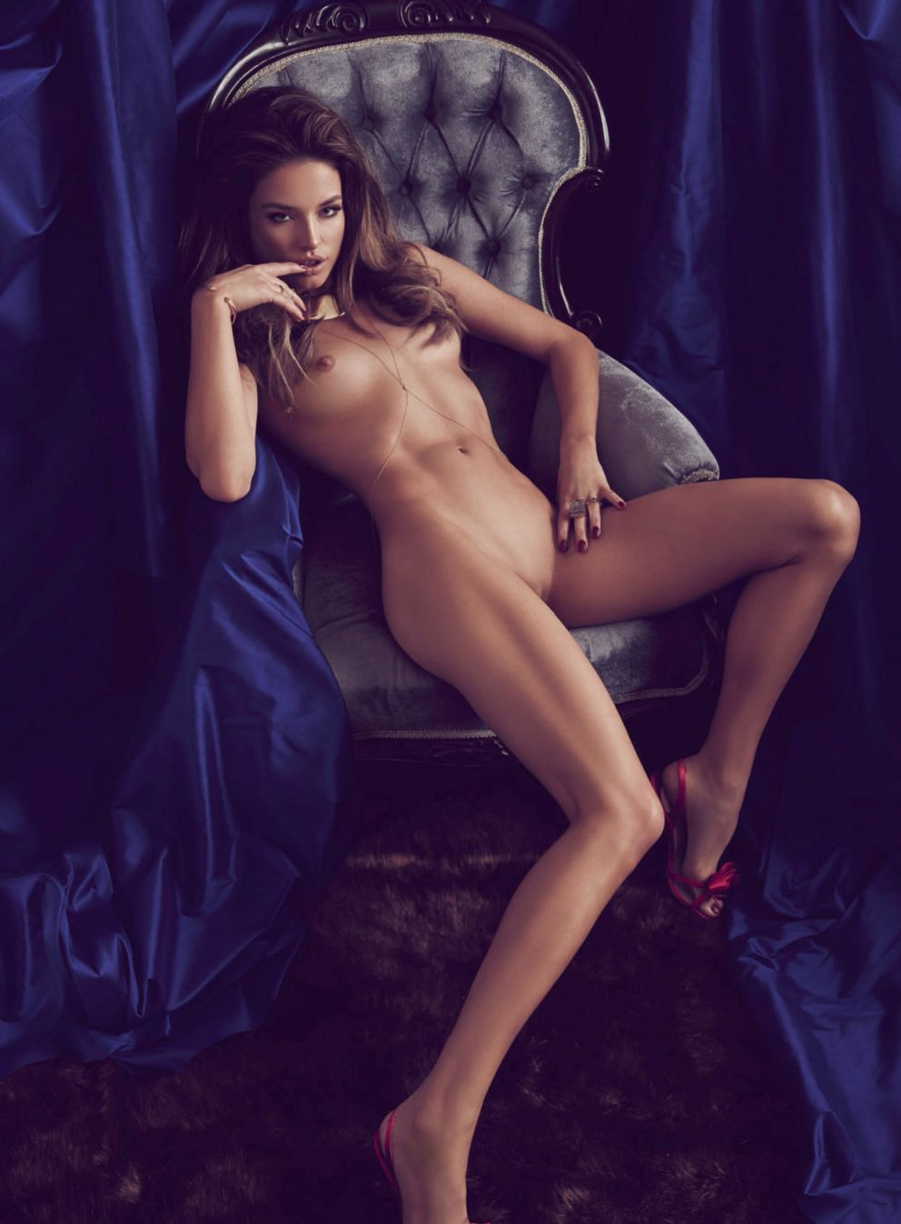 Brittany Brousseau Nude P...