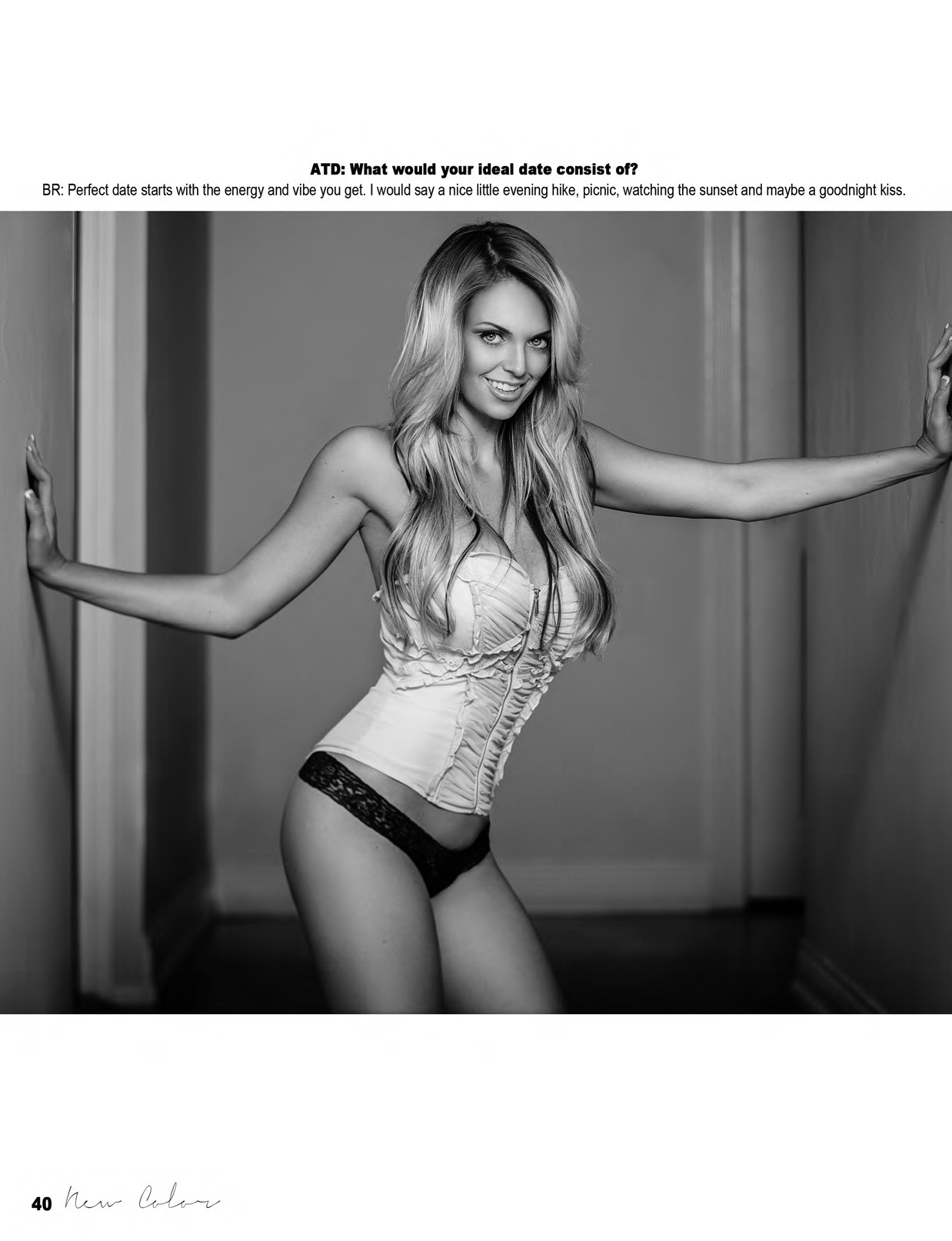Brittni Roselli Topless P...