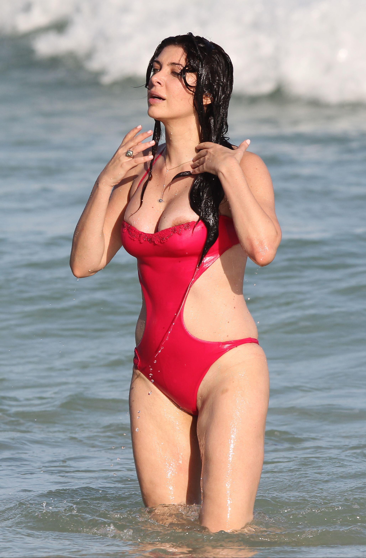Brittny Gastineau Swimsui...