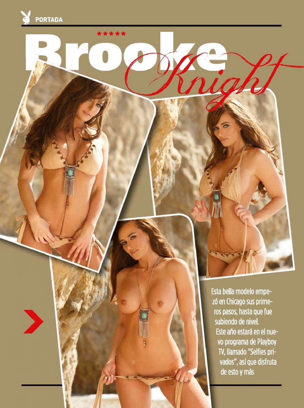 Brooke Knight Naked Pics