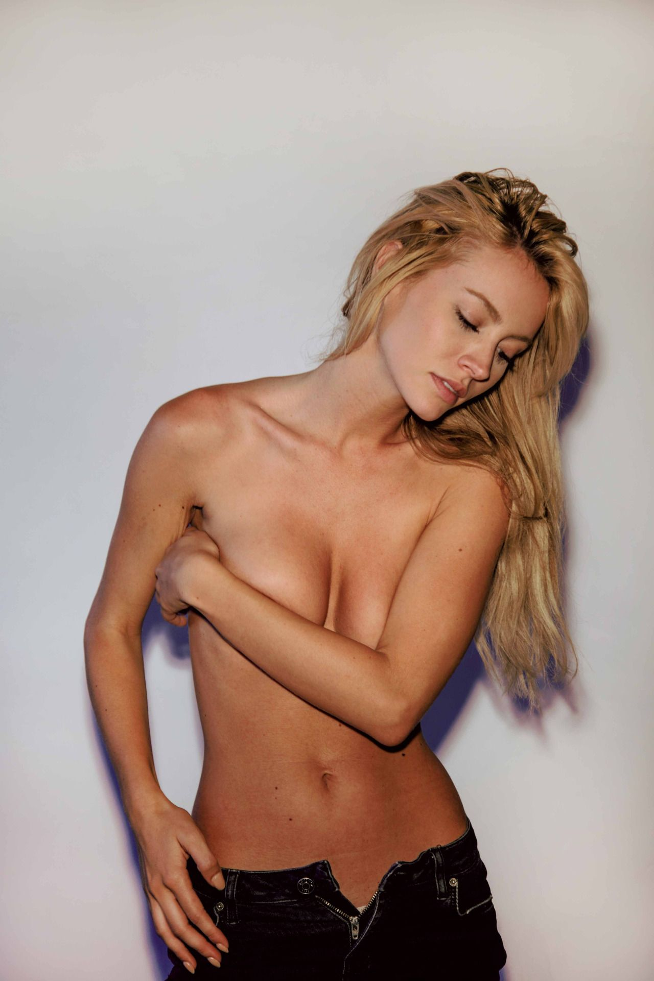 Bryana Holly Topless 1