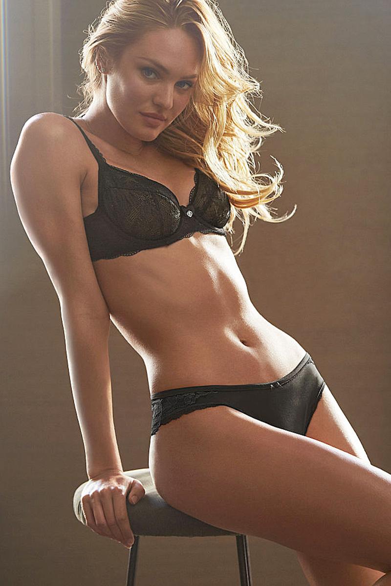Candice Swanepoel Lingeri...