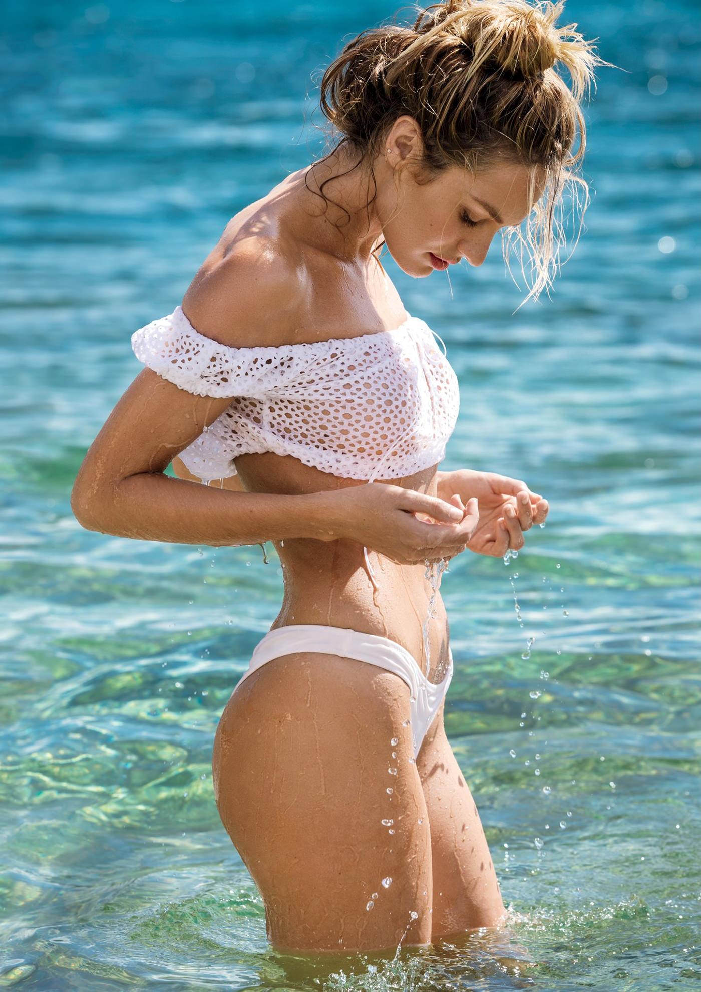 Candice Swanepoel Sexy Ph...