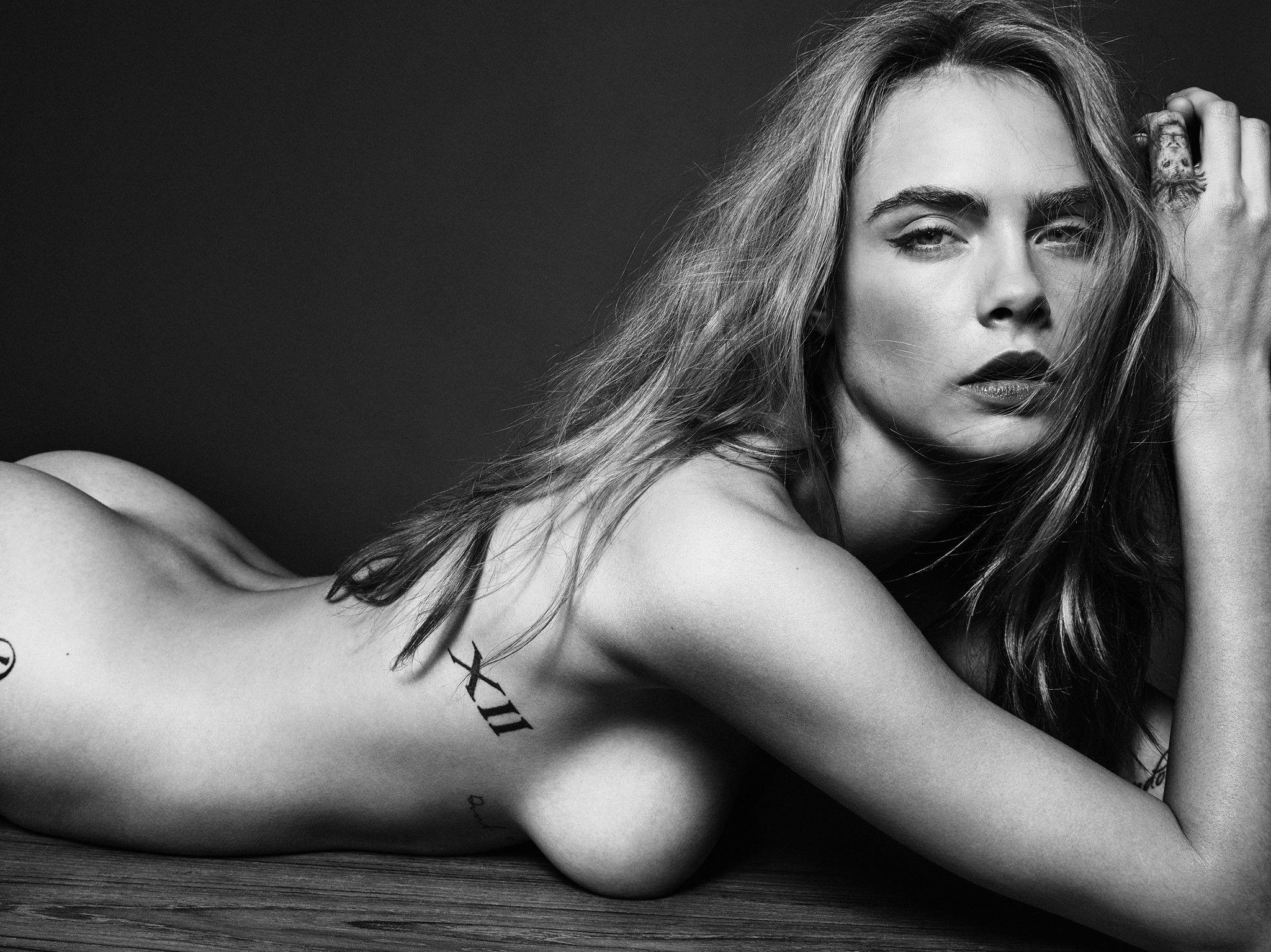 Cara Delevingne Nude Phot...
