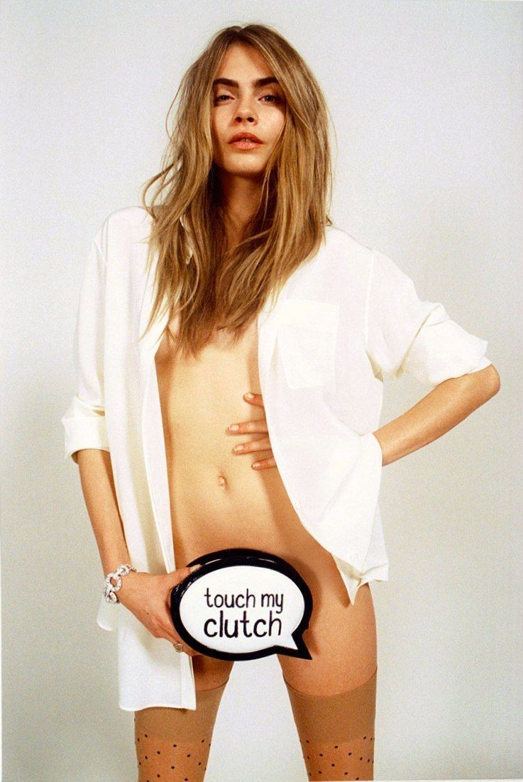 Nude Photos Of Cara Delev...
