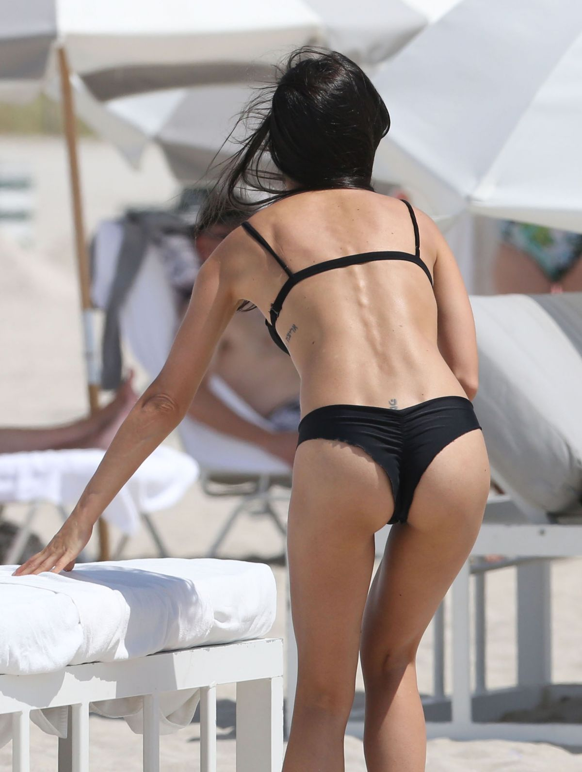 Cara Santana Bikini Pics