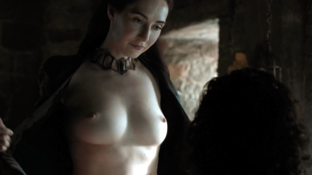 Carice van Houten Topless Scene 1