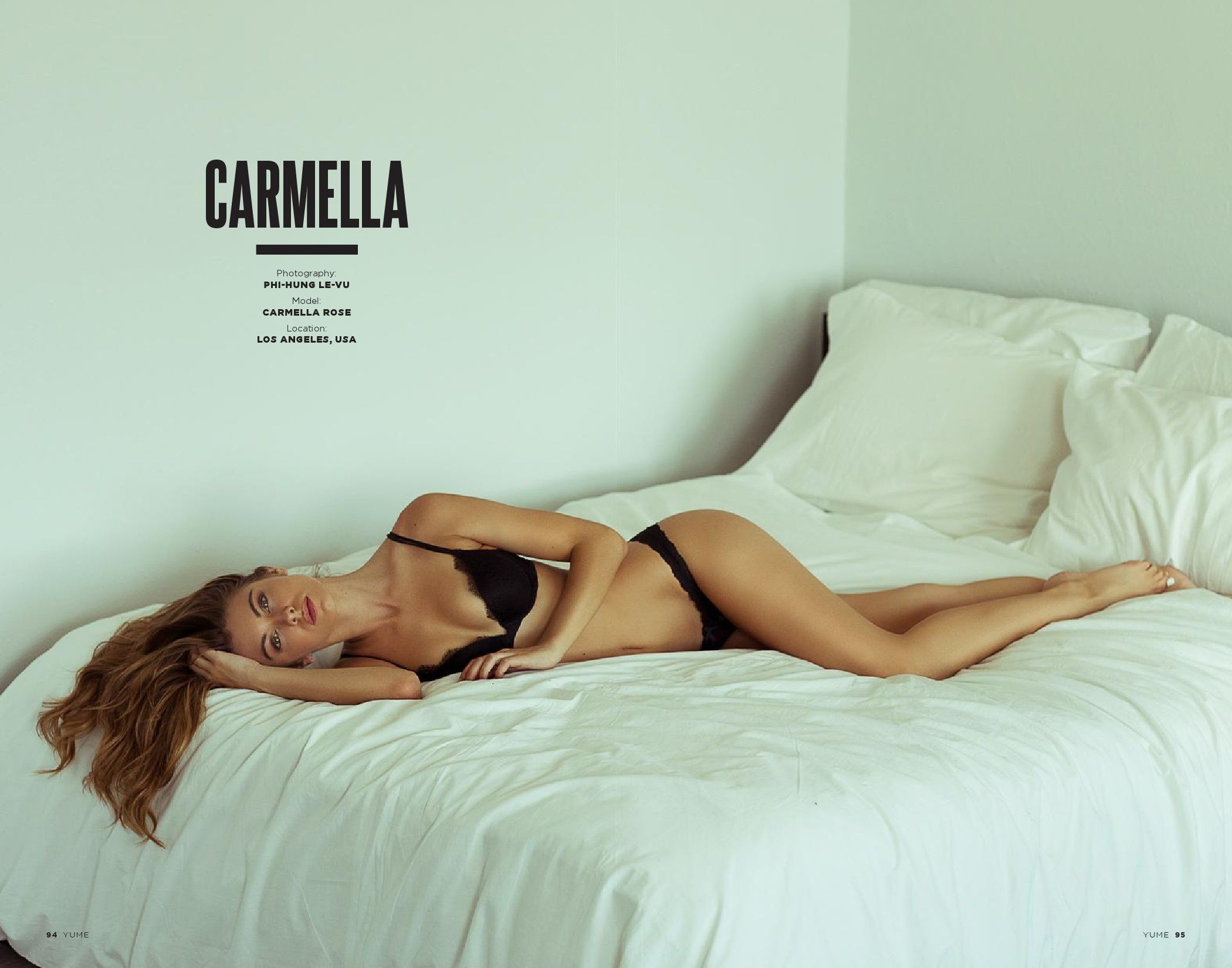 Sexy Photos Of Carmella R...
