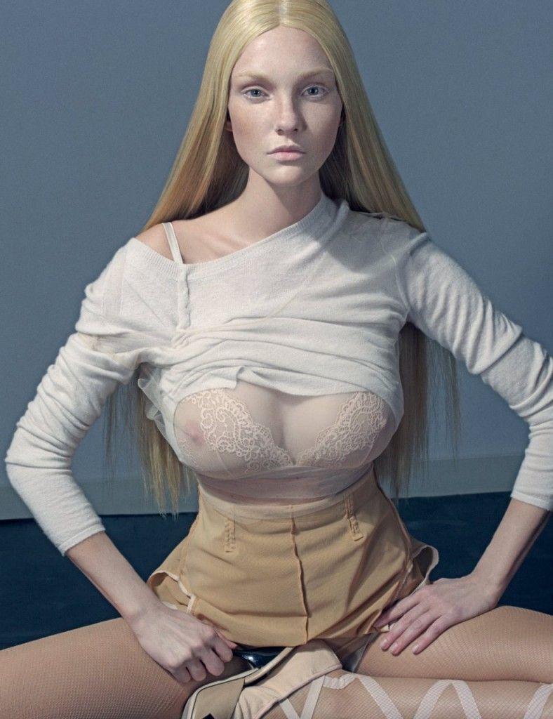 Caroline Trentini Naked