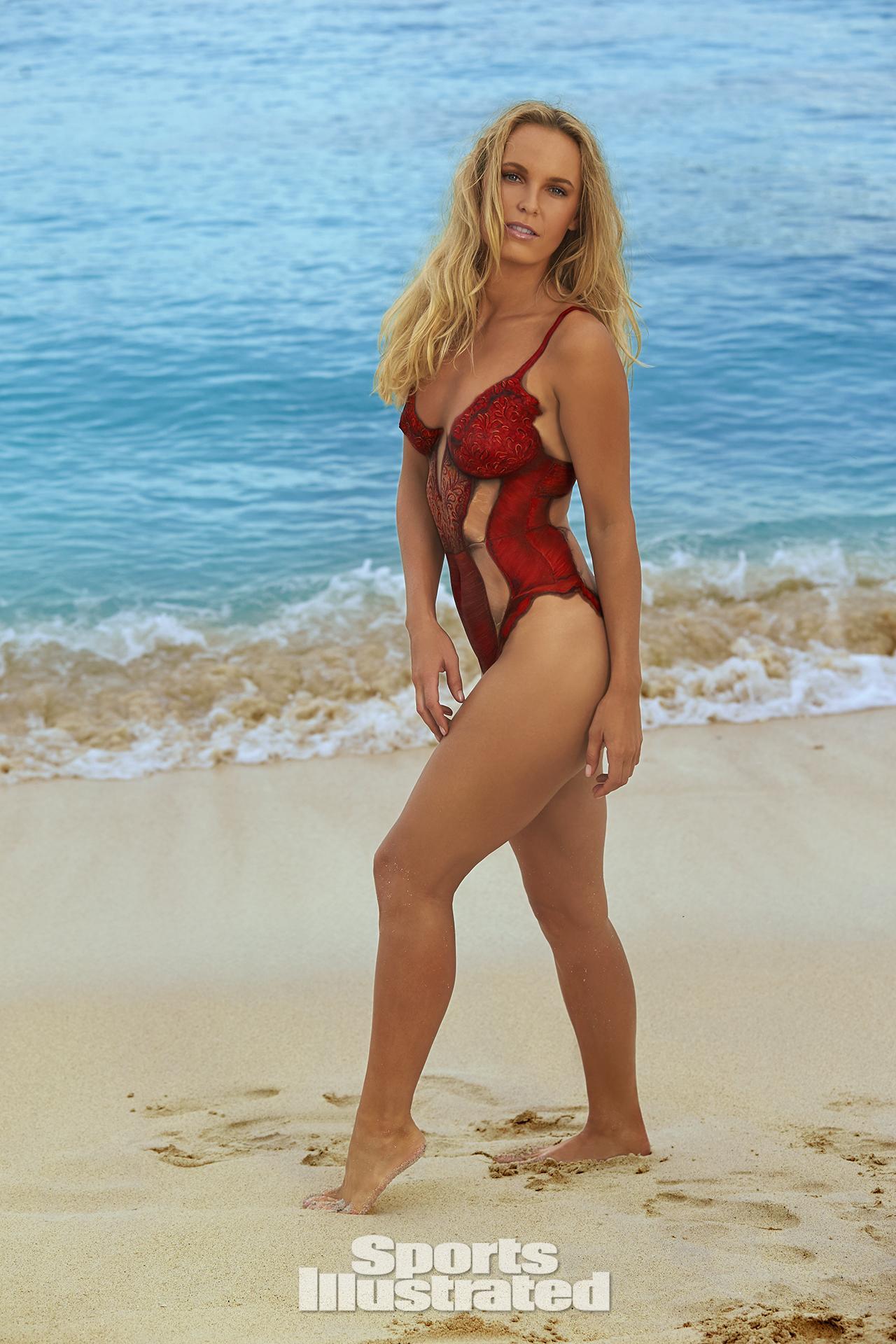 Caroline Wozniacki Bodypa...