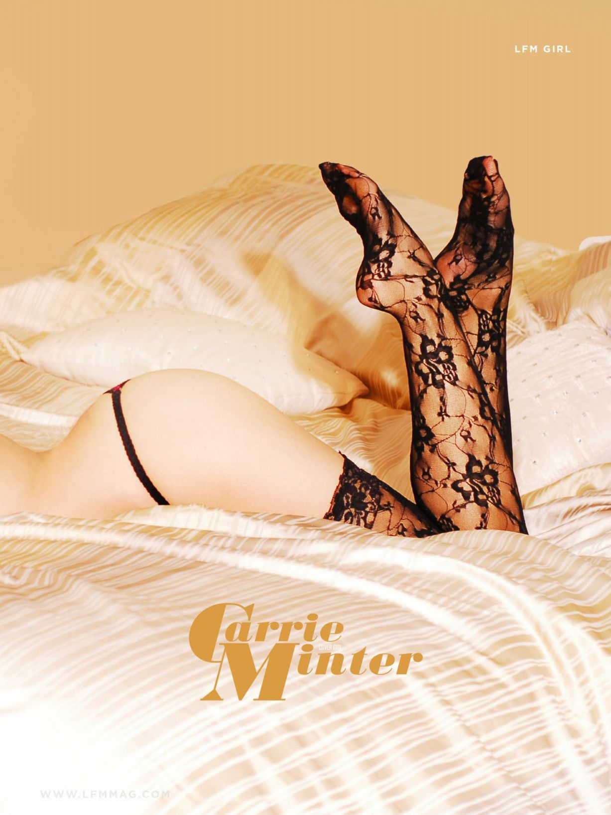 Carrie Minter Lingerie Ph...