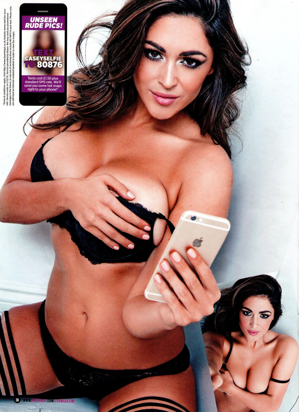 Casey Batchelor Topless P...