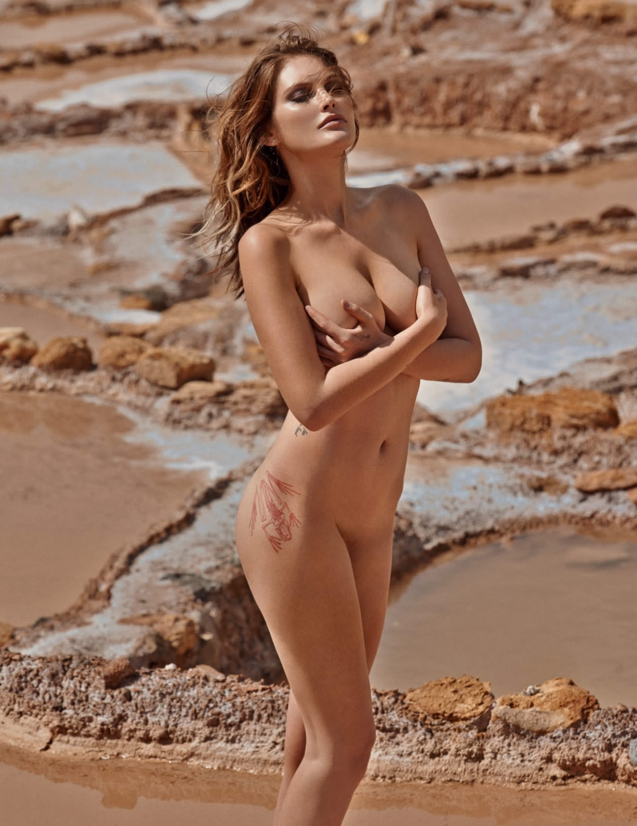 Catherine Mcneil Naked